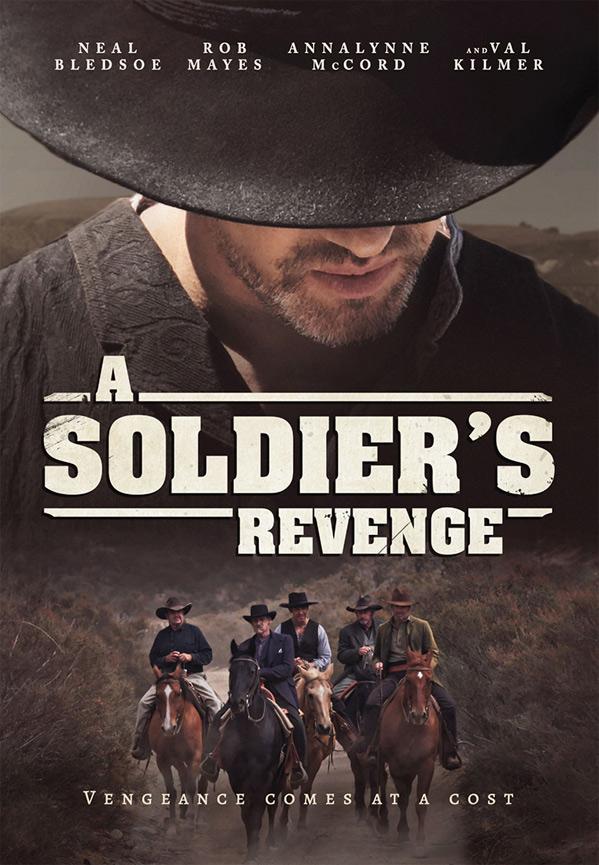 A Soldier's Revenge Poster