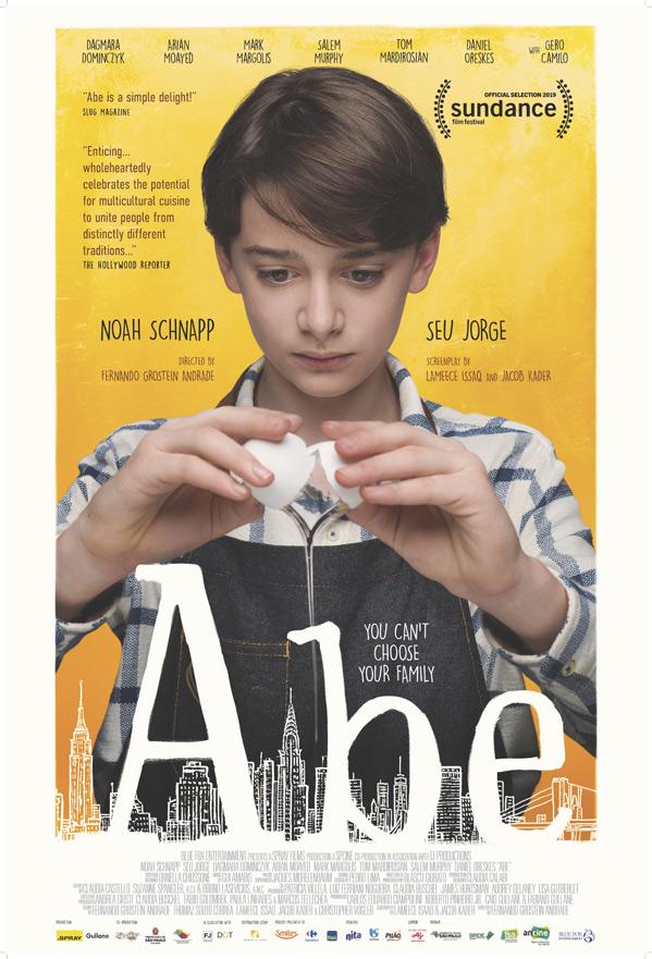 Abe Film Poster