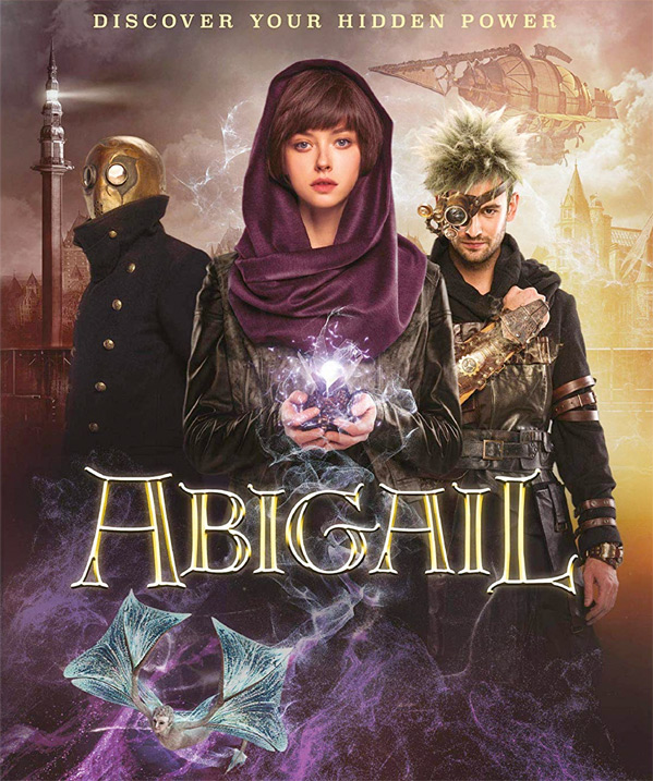 Abigail Movie Poster