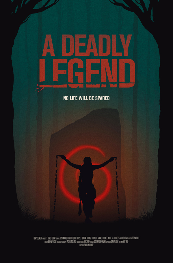 A Deadly Legend Poster