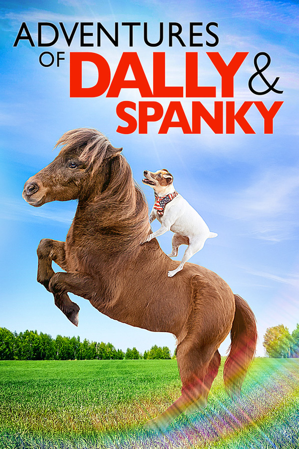 Adventures of Dally & Spanky Poster