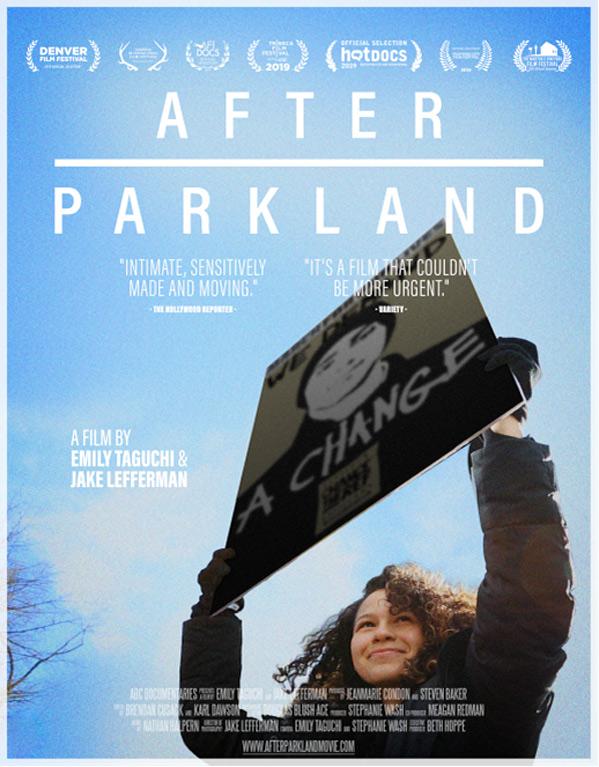 After Parkland Doc Poster