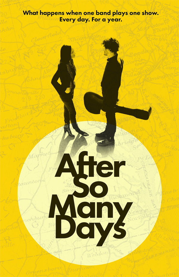 After So Many Days Poster