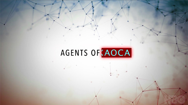 Agents of Chaos Documentary
