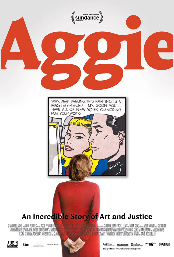 Aggie Poster