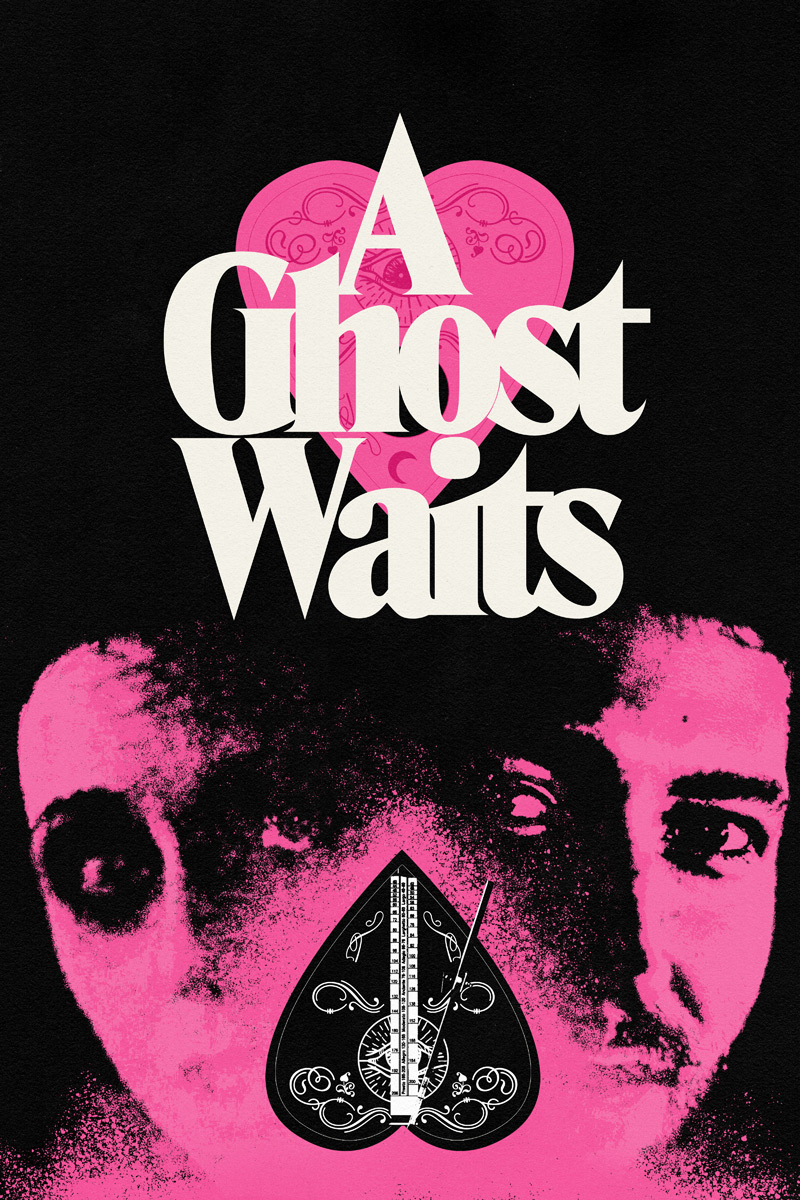A Ghost Waits Poster