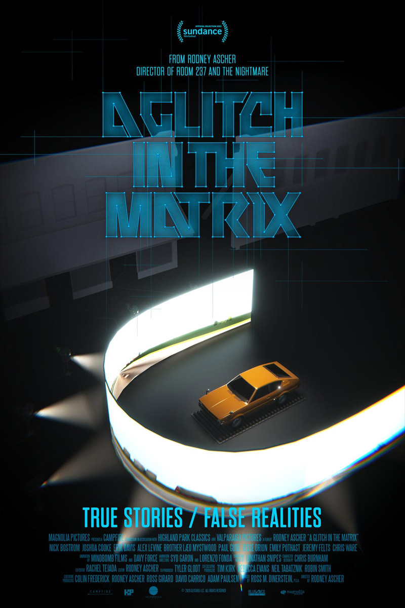 A Glitch in the Matrix Doc Poster