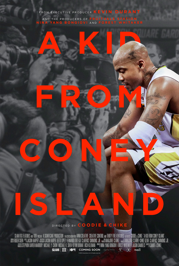 A Kid From Coney Island Documentary Poster