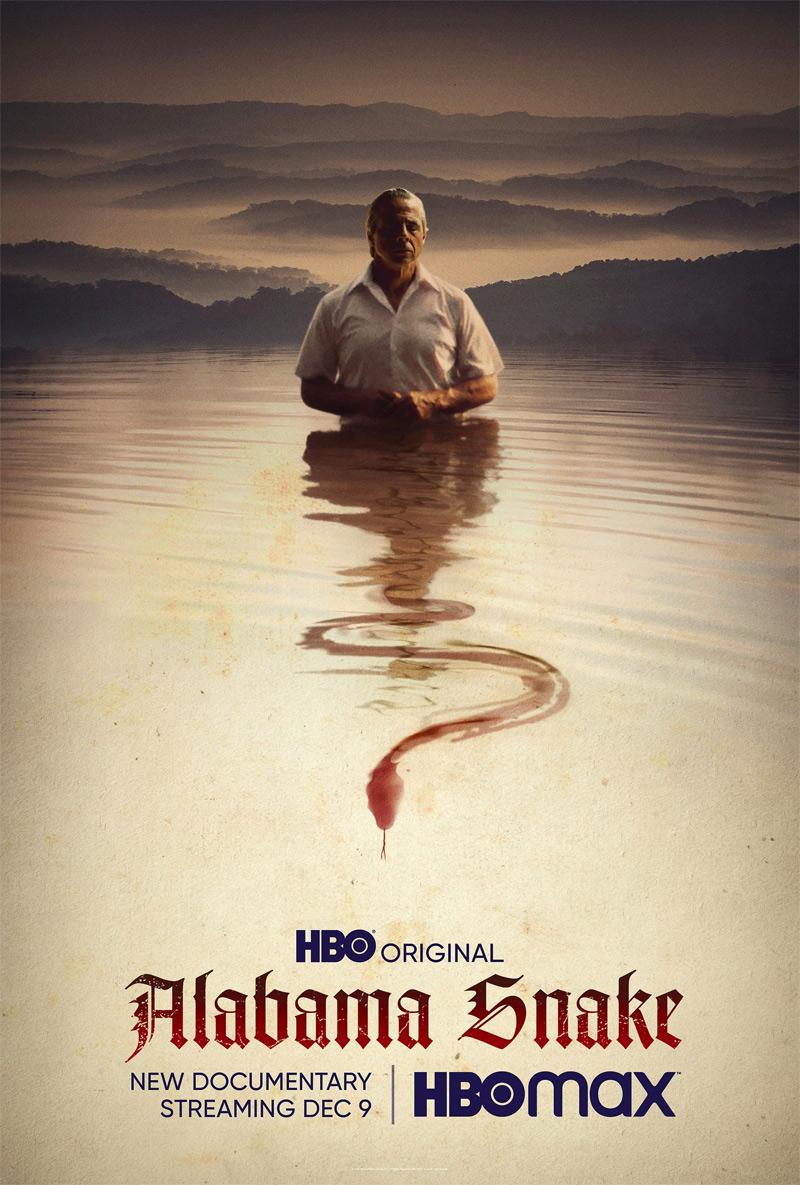 Alabama Snake Poster