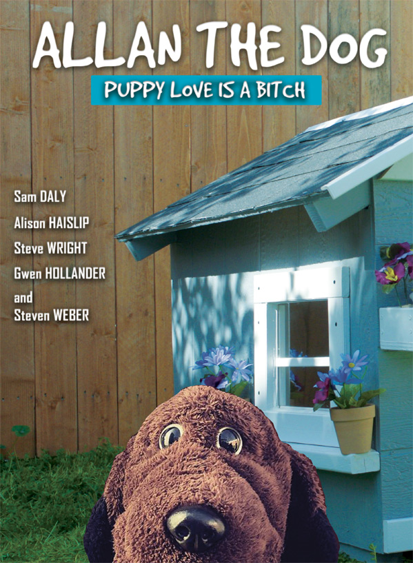 Allan the Dog Poster