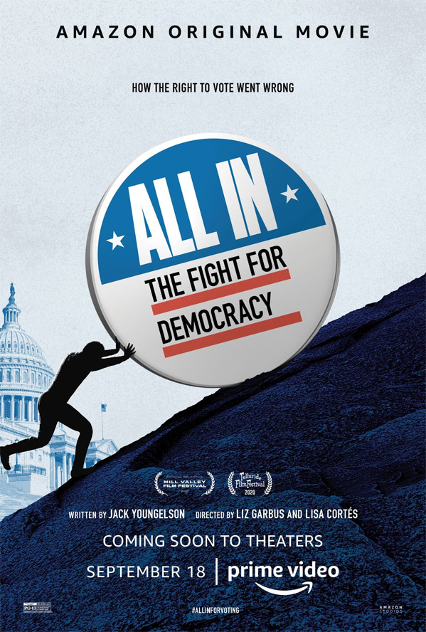 All In: The Fight For Democracy Poster
