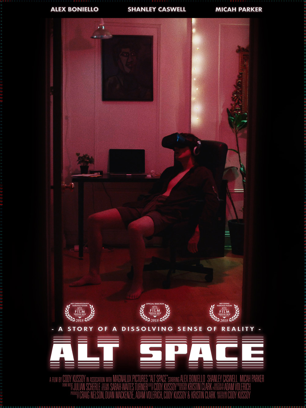 Alt Space Poster