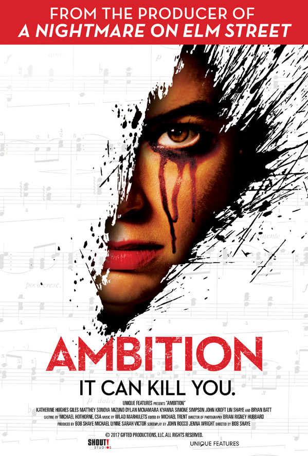 Ambition Movie Poster