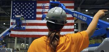 American Factory Trailer