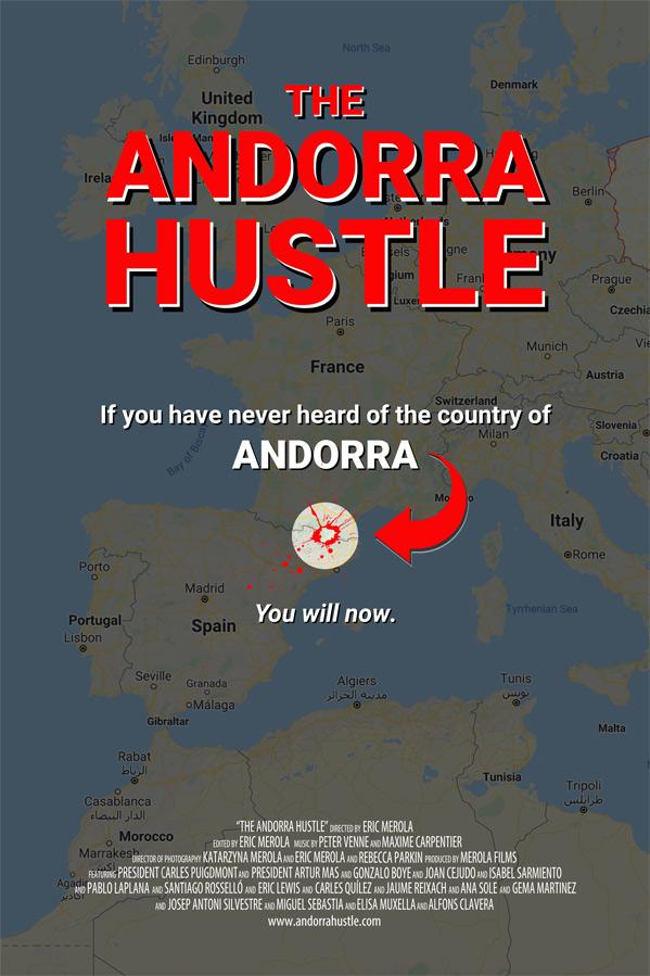 The Andorra Hustle Poster
