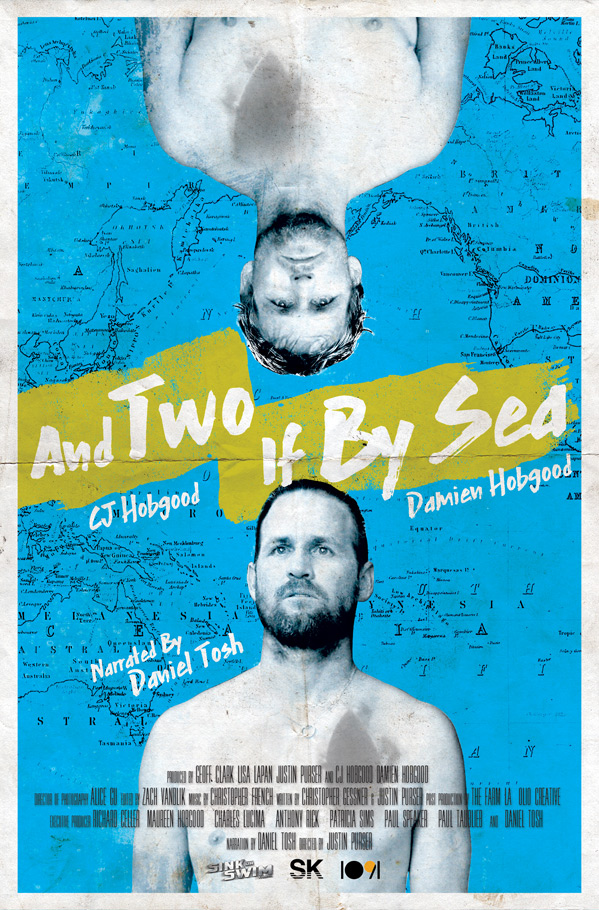 And Two If By Sea Poster