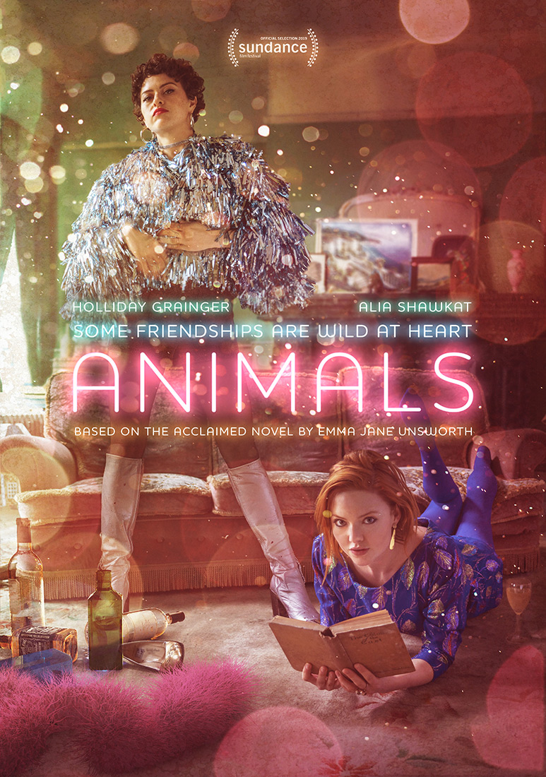 Animals US Poster