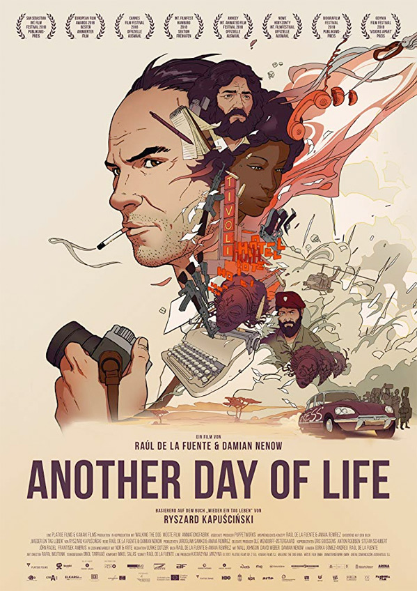 Another Day of Life Poster