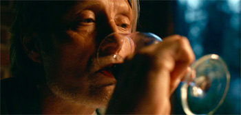 Mads Mikkelsen Drinks to Live in New US Trailer for 'Another Round' |  FirstShowing.net