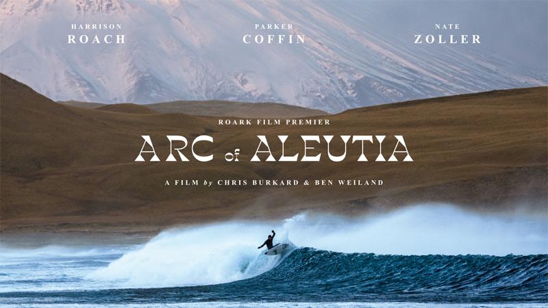 Arc of Aleutia Poster