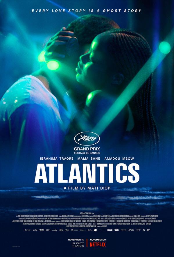 Atlantics Poster