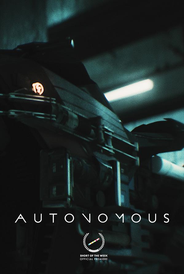 Autonomous Sci-Fi Short