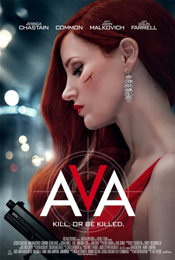 Ava Poster