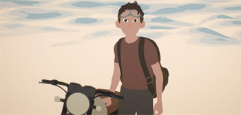 Trailer for Surreal Animated Film 'Away' Directed by Gints Zilbalodis