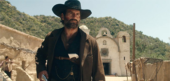 Kevin Makely & Bruce Dern in Trailer for Outlaws Western 'Badland'