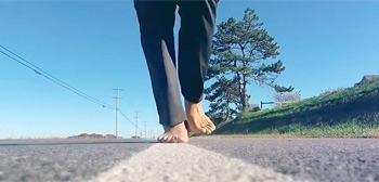 Barefoot: The Mark Baumer Story Trailer