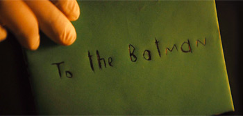 To The Batman