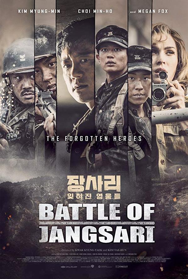 The Battle of Jangsari Poster