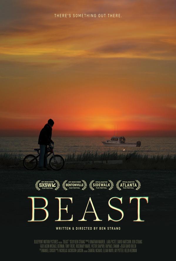 Beast Short Film Poster