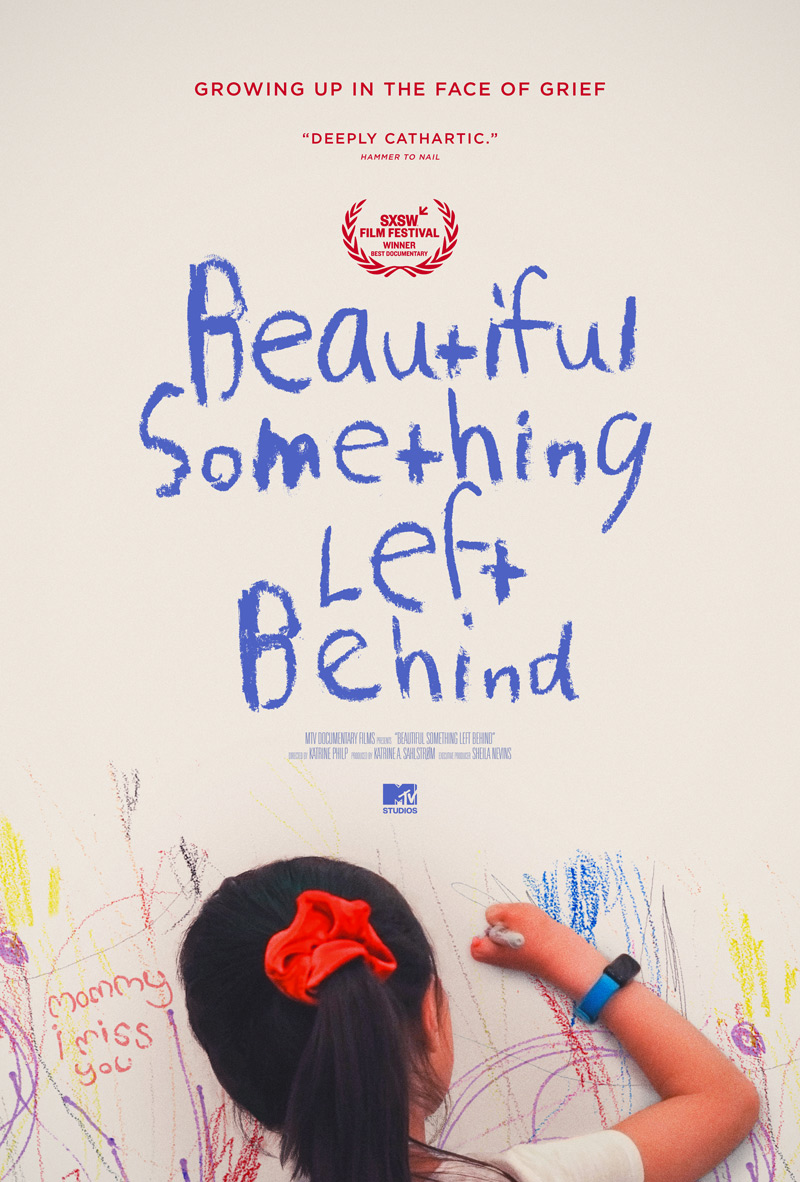 Beautiful Something Left Behind Poster