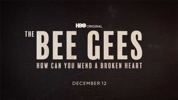 The Bee Gees: How Can You Mend a Broken Heart Poster