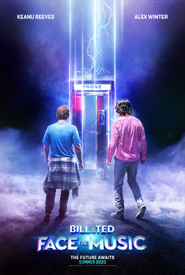 Bill & Ted 3: Face the Music Poster