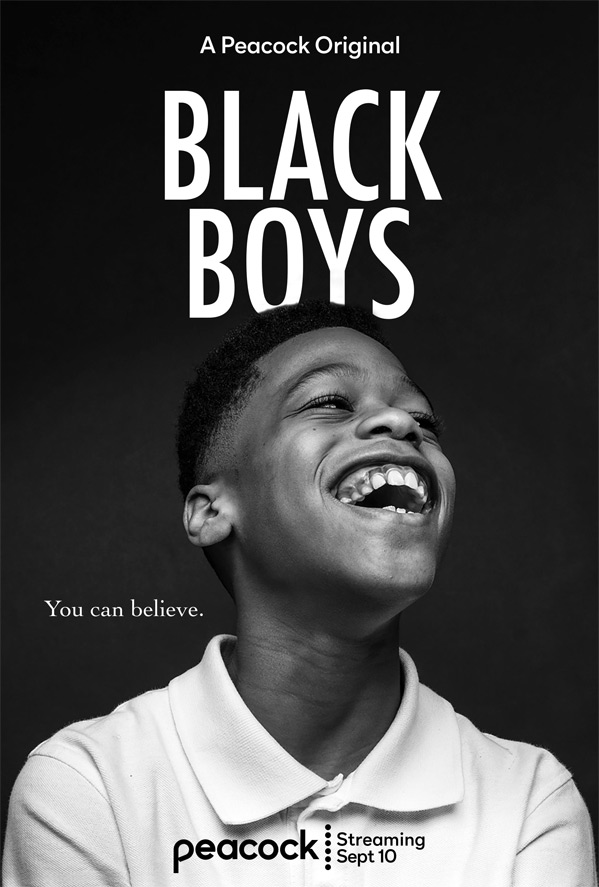 Póster Black Boys Doc