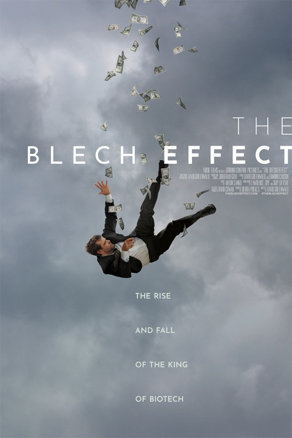The Blech Effect Poster