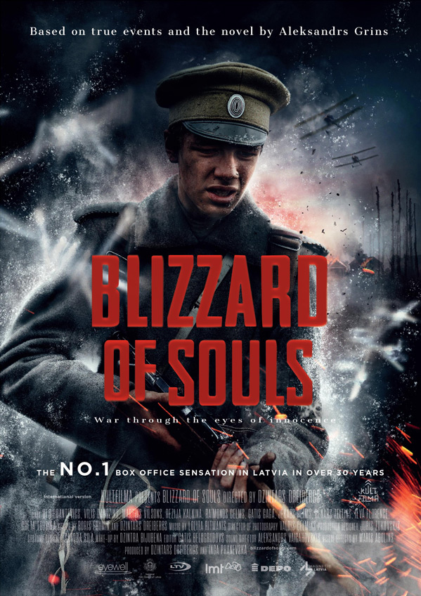 Blizzard of Souls Poster