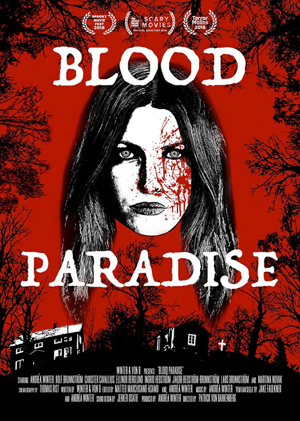 Blood Paradise Poster
