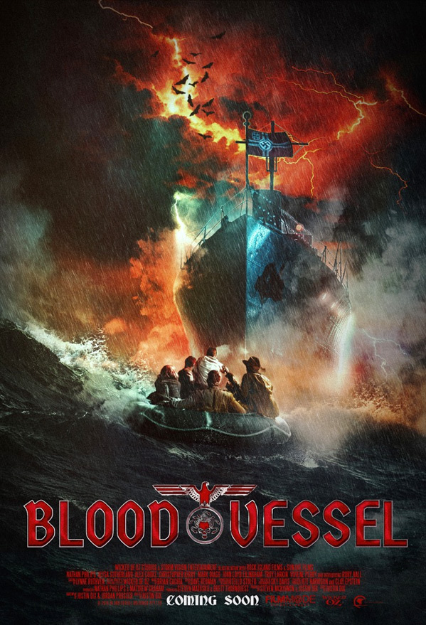 Blood Vessel Poster