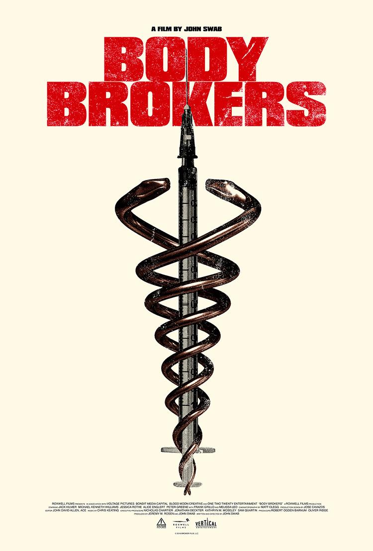 Body Brokers Poster
