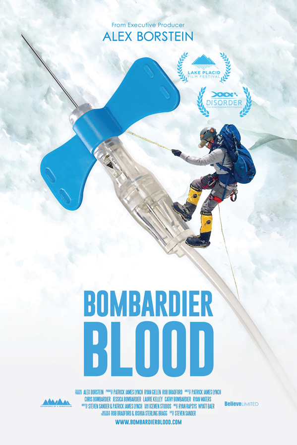 Bombardier Blood Poster