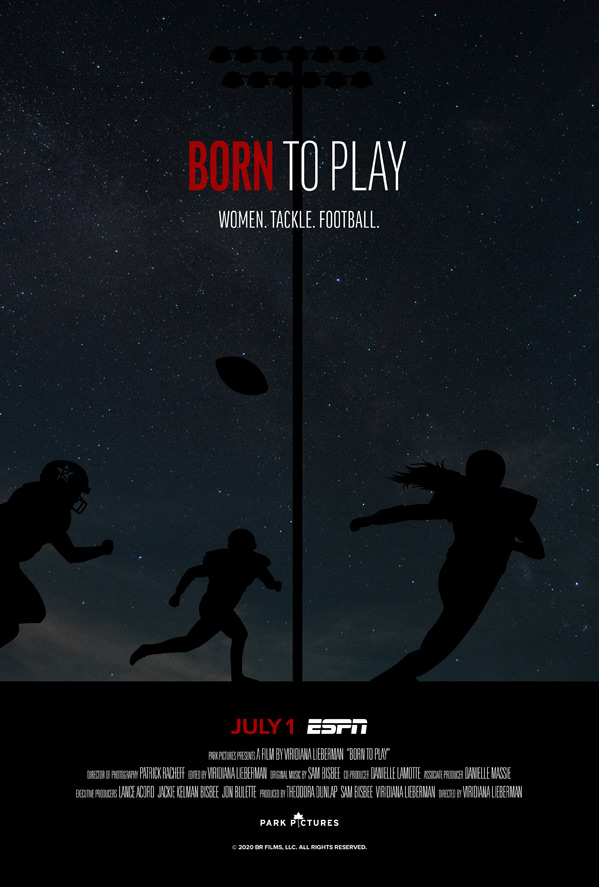 Born to Play Doc Poster