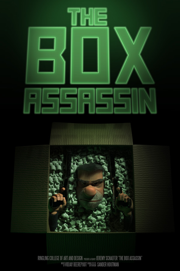 The Box Assassin Poster