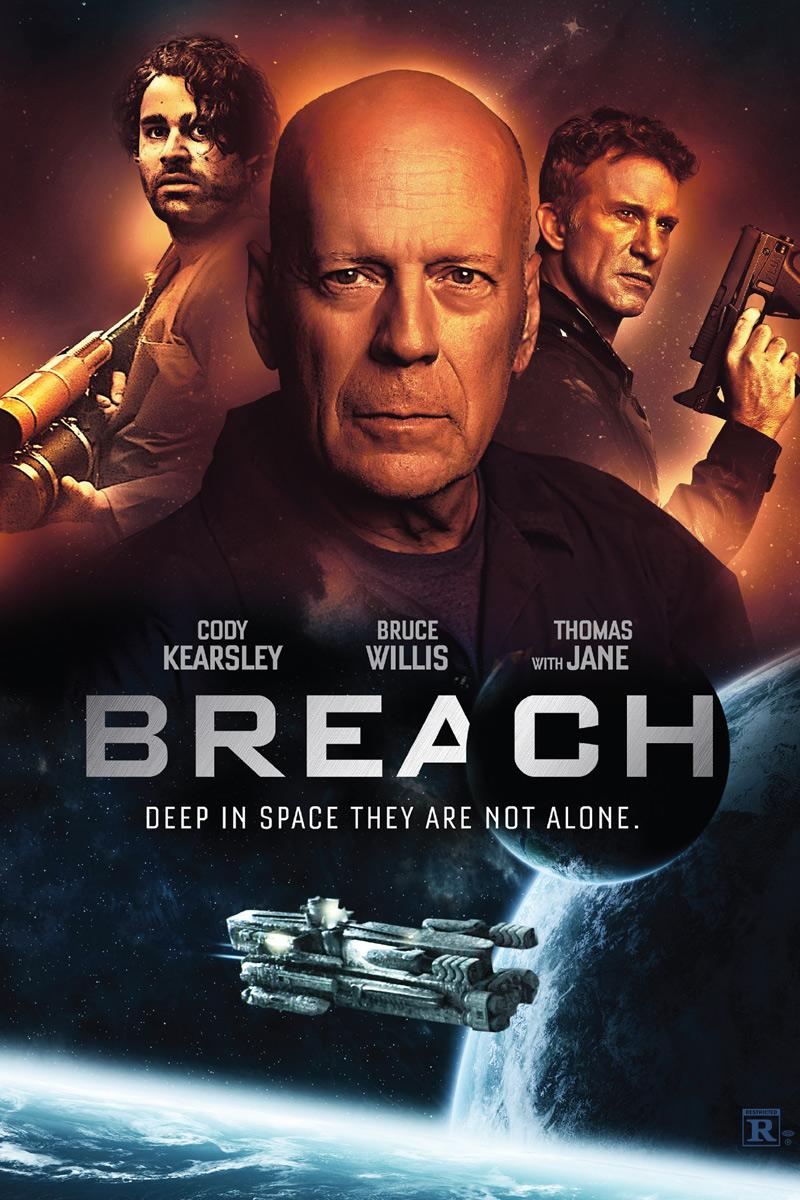 Breach Poster