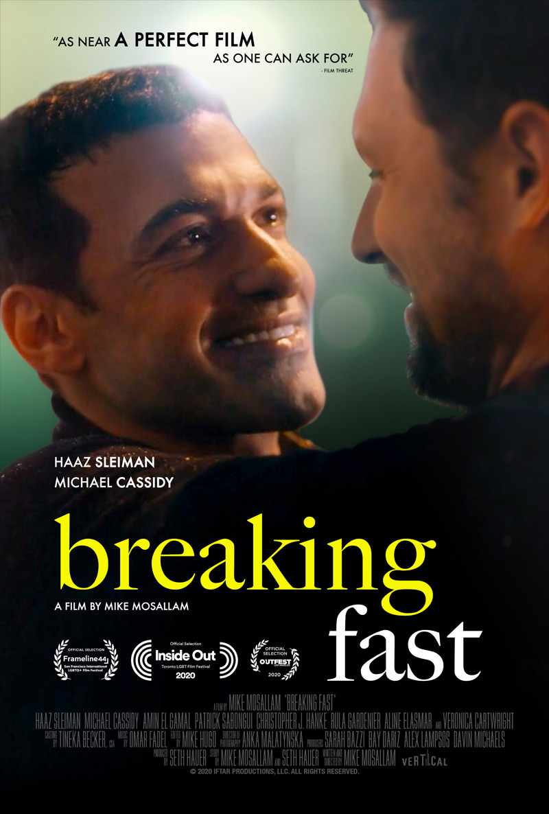 Breaking Fast Poster