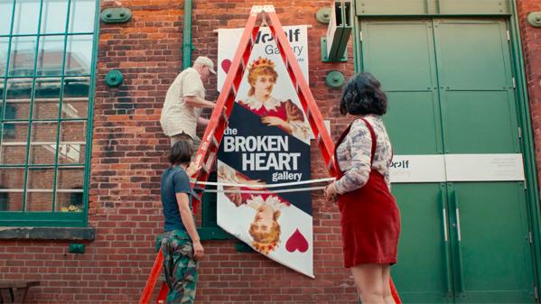 The Broken Hearts Gallery Movie