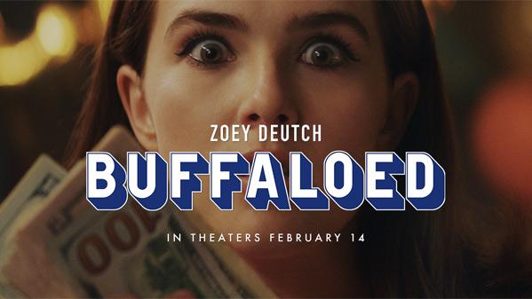 Buffaloed Trailer