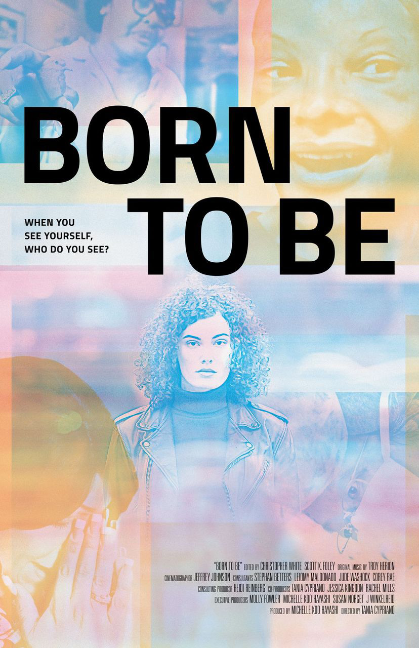Born to Be Doc Poster